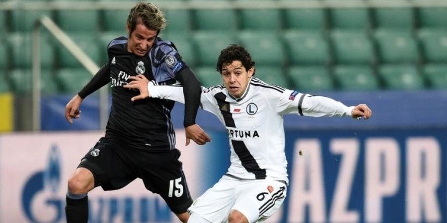 Coentrao Diasingkan ke Sporting Satu Musim