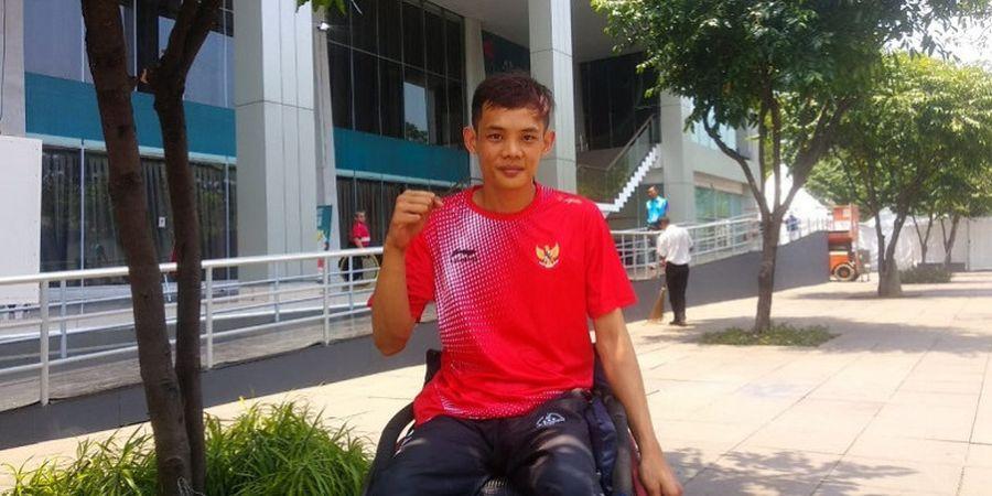 Asian Para Games 2018 - Kisah Atlet Tenis Meja Yayang Gunaya Saat Bangkit dari Kecelakaan Motor