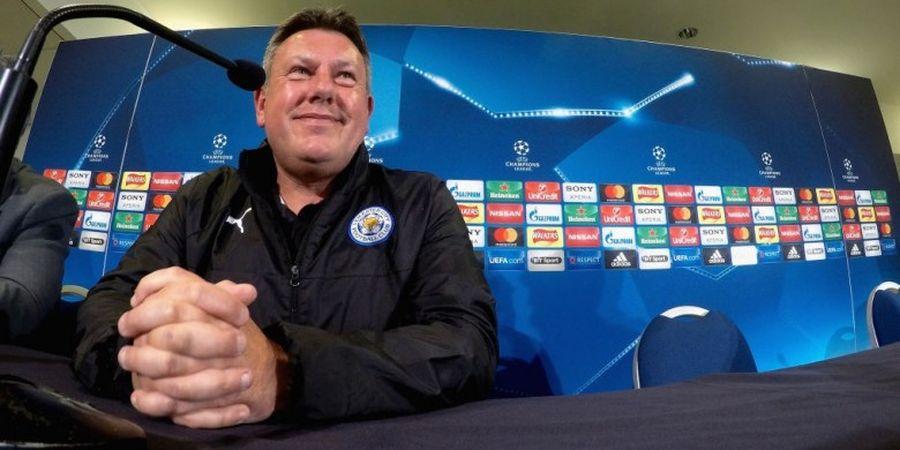 Gagal Raih Trofi Pramusim, Pelatih Leicester Tetap Bangga