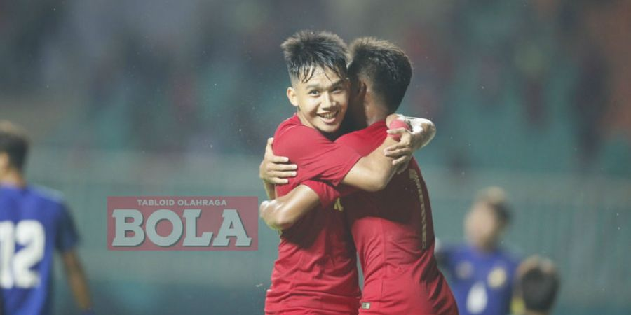 Link Live Streaming PSSI Anniversary Cup 2018 - Timnas U-19 Indonesia Vs China
