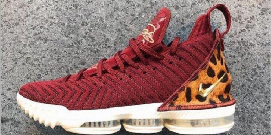 Melihat Sneakers Chavs yang Akan Dipakai LeBron James di Laga Perdana LA Lakers