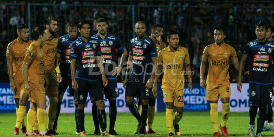 Pelatih Arema FC Singgung Persaingan Ketat Papan Atas Jelang Hadapi Bhayangkara FC