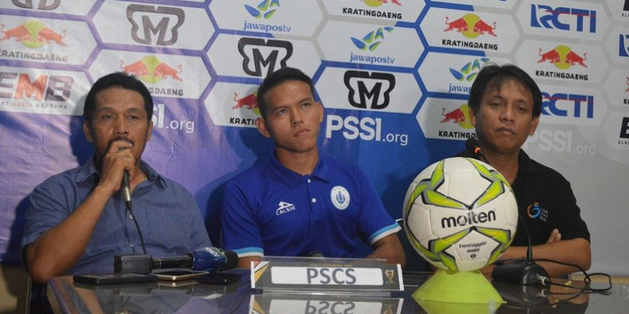 Piala Indonesia 2018 - Menjamu Persib, Ini Jumlah Tiket yang Dijual Panpel PSCS Cilacap