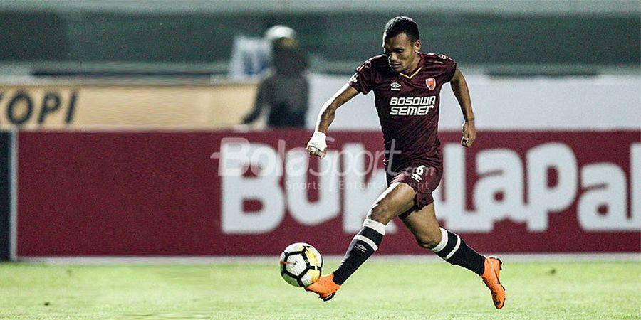 Raja Gol PSM Makassar Fokus Pulihkan Cedera Selama Libur Kompetisi
