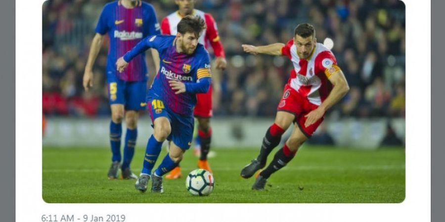 Susunan Pemain Barcelona Vs Levante - Serius, Lionel Messi Diturunkan