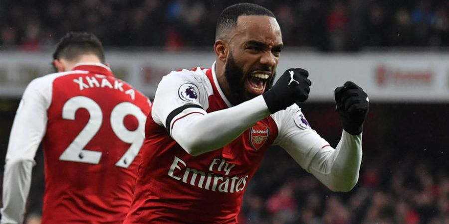 Arsenal Vs Everton - The Gunners Tak Terkalahkan di Emirates