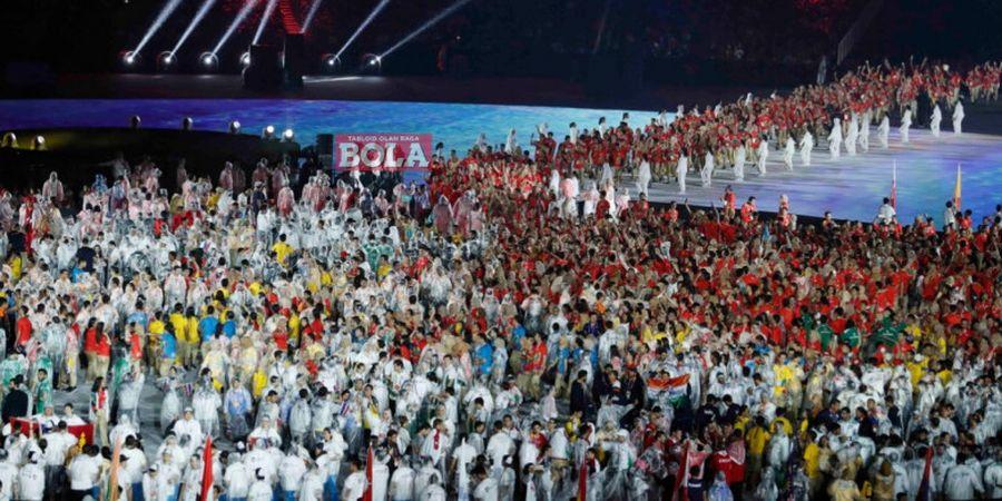 9 Negara Pulang dari Indonesia dengan Tanpa Medali