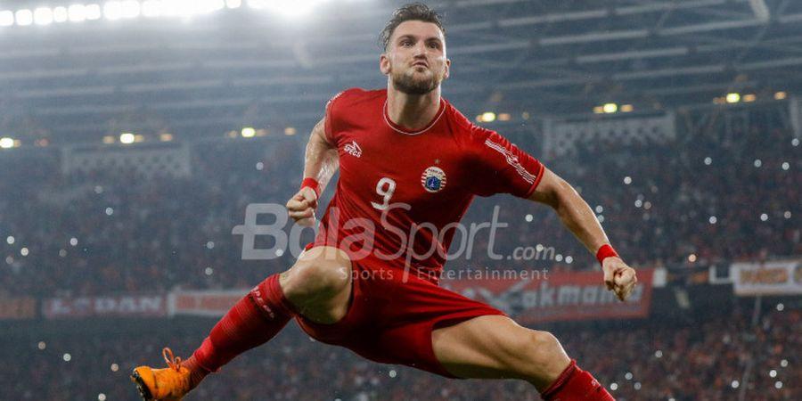 Ditawar Klub Eropa, Bagaimana Nasib Marko Simic di Persija?
