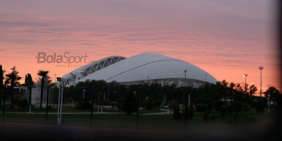 Antara Sochi, Adler, dan Greater Sochi Area