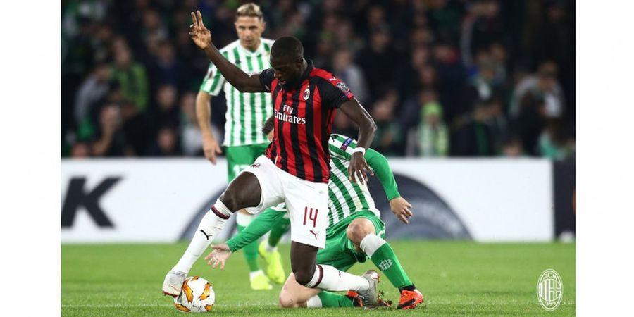 Pilih Perkuat AC Milan, Tiemoue Bakayoko: Saya Tak Dibutuhkan Chelsea