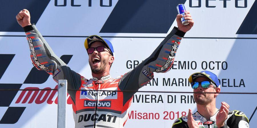 Menurut Andrea Dovizioso, Inilah yang Berbeda dari MotoGP Dulu dan Sekarang