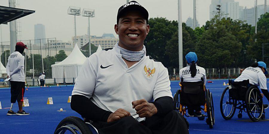 I Wayan Damai, Pelukis Difabel yang Kini Aktif Jadi Atlet Lawn Bowls