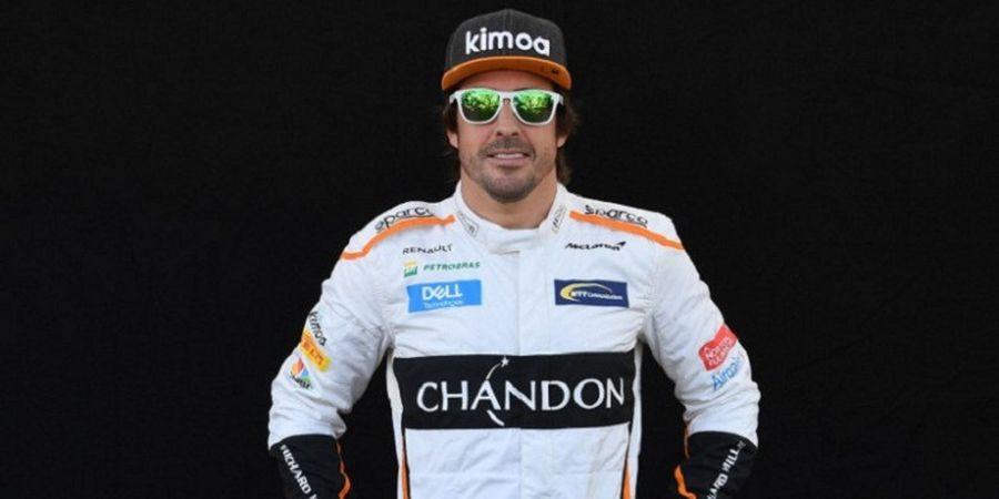 Inilah Program Latihan Khusus Ala Fernando Alonso