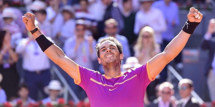 Setelah 3 Tahun, Nadal Akhirnya Bisa Kalahkan Djokovic Lagi