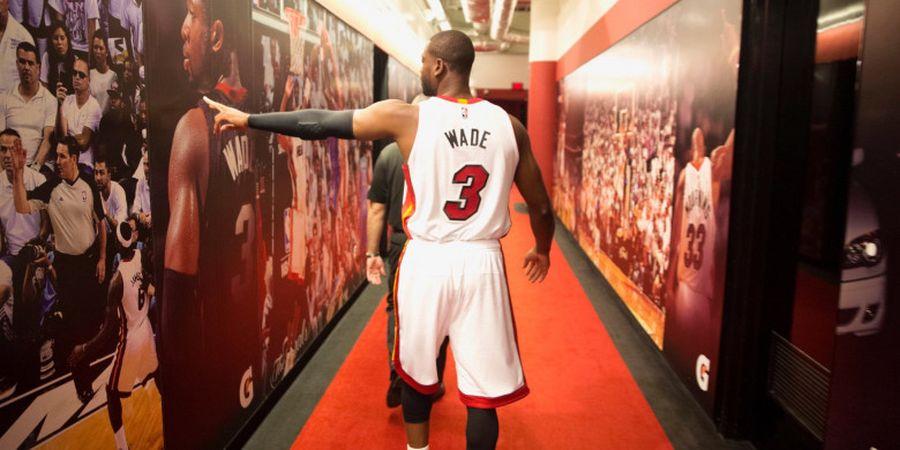 Dwayne Wade: NBA Sudah Ada di Tangan Orang-orang yang Tepat