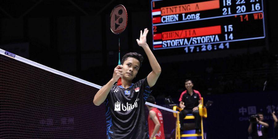Anthony Ginting Ingin Jadikan BWF World Tour Finals 2018 sebagai Momen Tembus Top 5 Dunia
