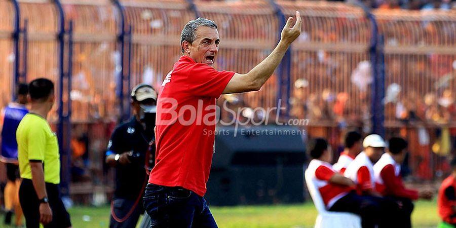 Pelatih Arema FC Nilai Komposisi Skuatnya Sudah Bagus