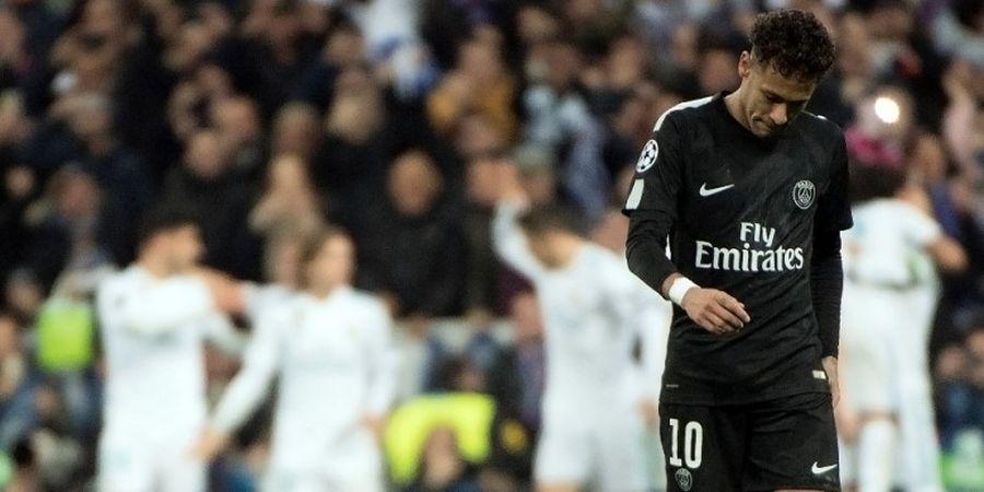 Ayah Neymar Urus Kepindahan Anaknya, Merapat ke Real Madrid?