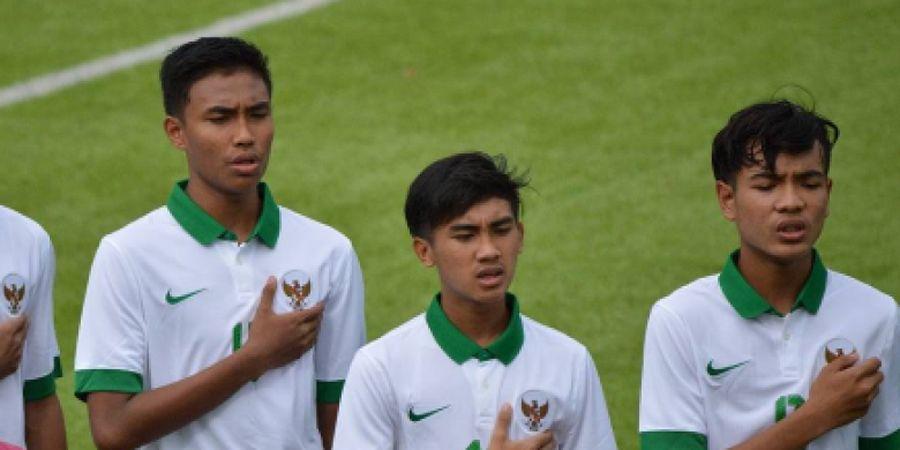Timnas U-16 Batal Melawan Malaysia