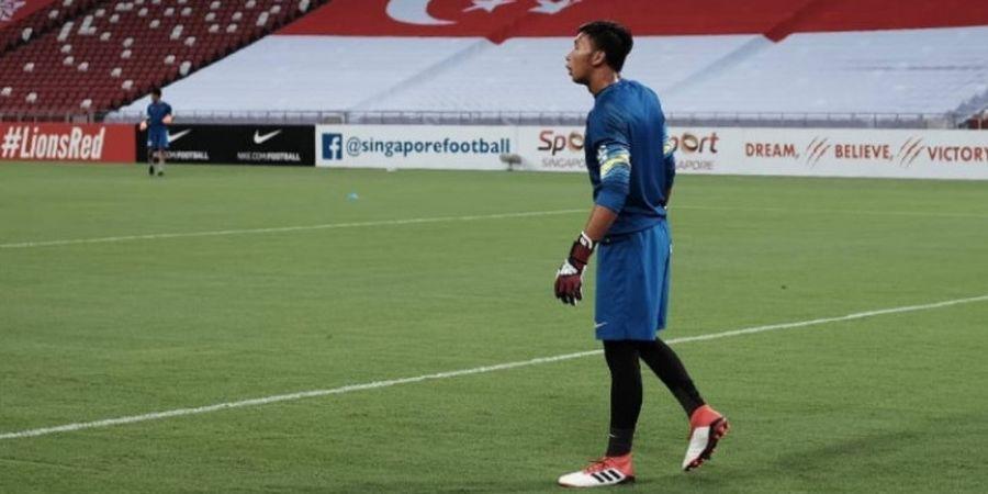Kitab Suci Al-Quran Sertai Langkah Kiper Timnas U-22 Indonesia ke Piala AFF