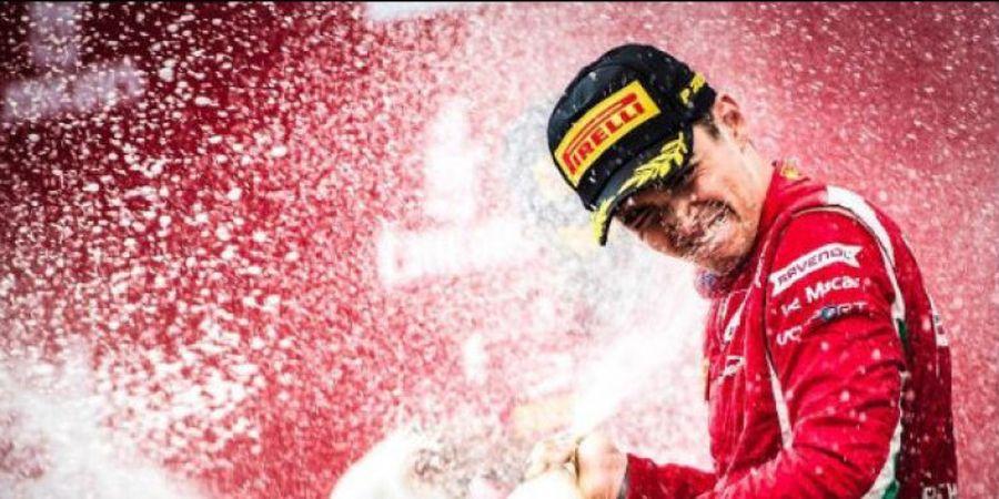 Charles Leclerc Sebut Kemenangan di Monza adalah Momen Terbaik 2019