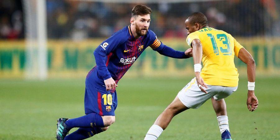 Mau Jago Kayak Messi? Coba Makan Ini