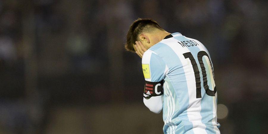 Ironis, Lionel Messi Bisa Beli 30 Pemain Venezuela, tetapi Tidak Mampu Bobol Gawangnya