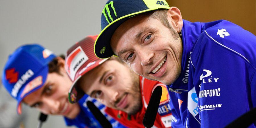 Beda dengan Rossi, Andrea Dovizioso Tak Ingin Balapan di Usia 40 Tahun