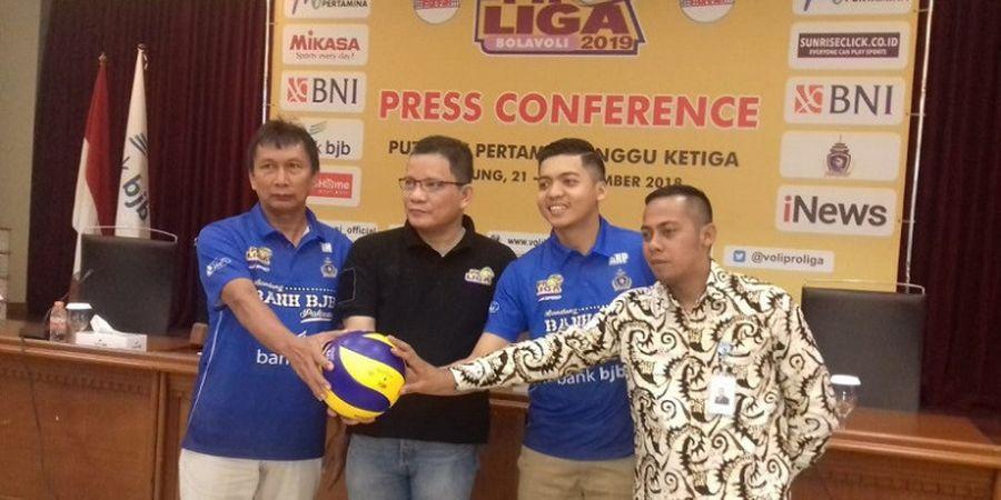 Proliga 2019 - Penentuan Juara Putaran Pertama Akan Diketahui di Bandung