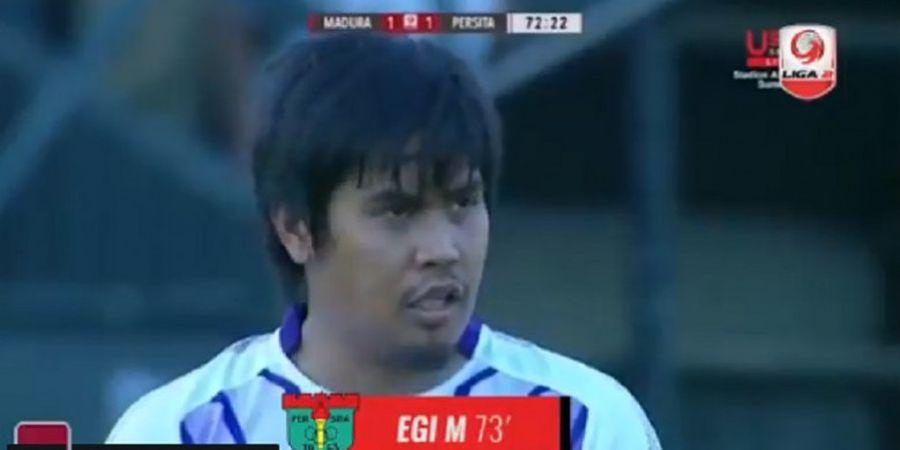 Liga 2 - Bagai Ronaldinho, Gol Egi Melgiansyah Loloskan Persita Tangerang ke Semifinal, Ini Videonya
