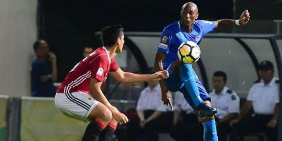 PSM Makassar Resmi Rekrut Striker Timnas Hong Kong