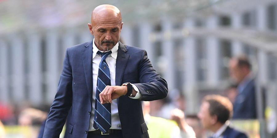 Jelang Derbi Milan, Luciano Spalletti Minta Pilar Inter Milan Tunjukkan Kepedulian