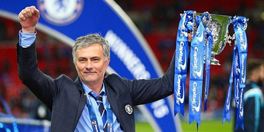 Final Liga Europa, Jose Mourinho dan 85 Persen Peluang Juara