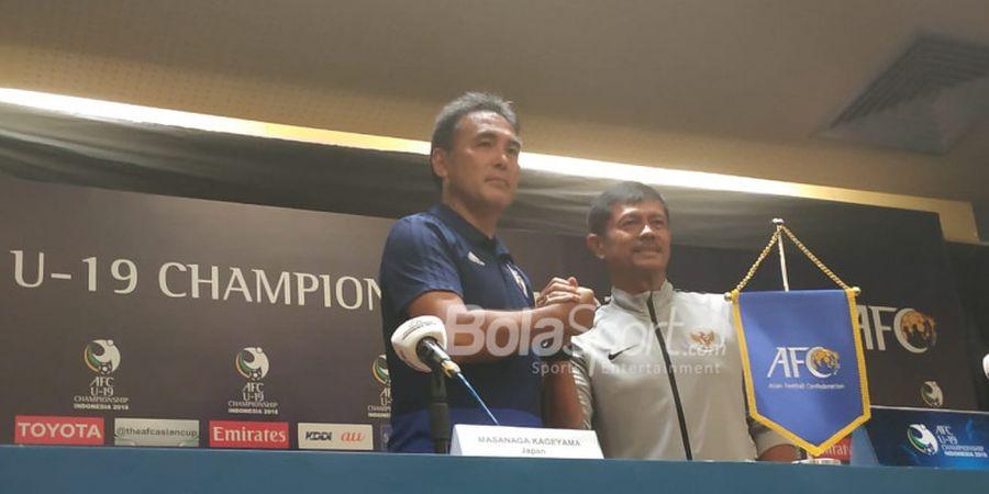 Pernah Menang Telak, Pelatih Timnas U-19 Jepang Yakin Timnas U-19 Indonesia Sudah Berubah