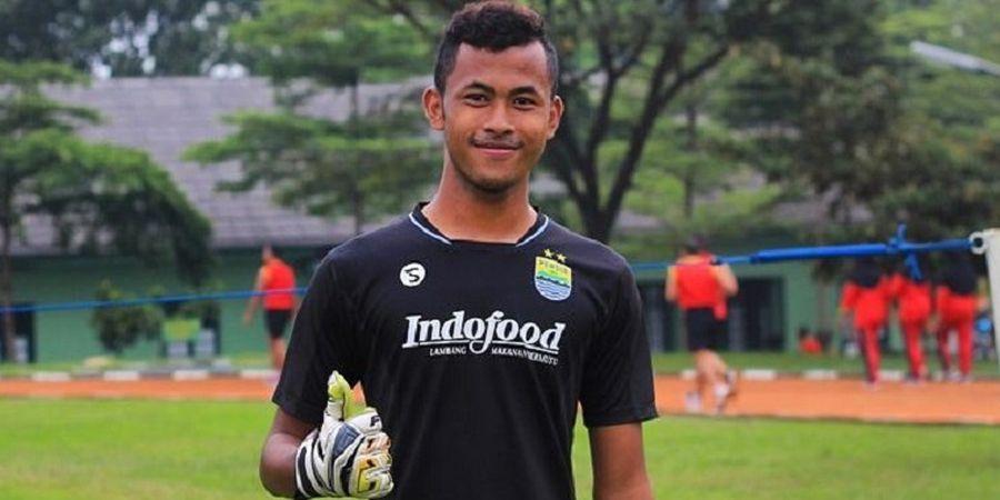 Kiper Muda Ini Berpeluang untuk Jadi Pilihan Utama di Persib Bandung
