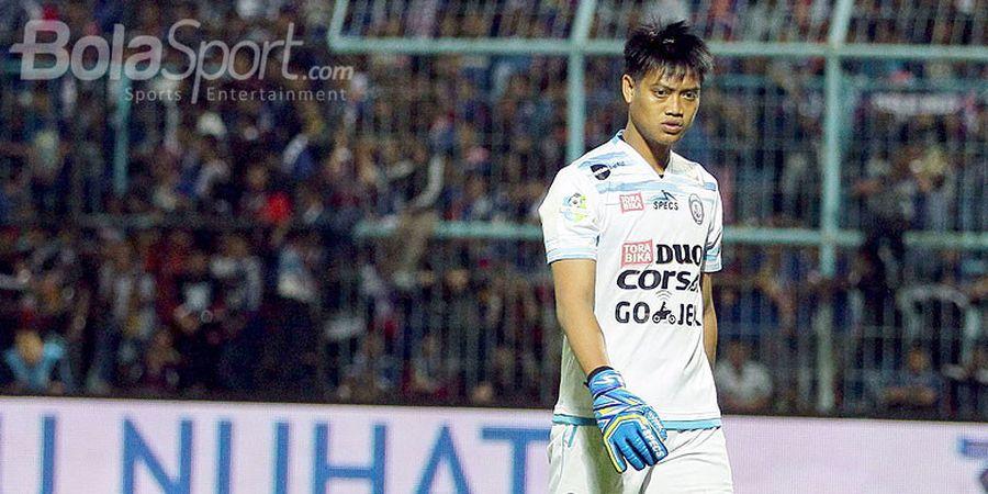 Tanpa Kurnia Meiga, Pertahanan Terakhir Arema FC Rapuh
