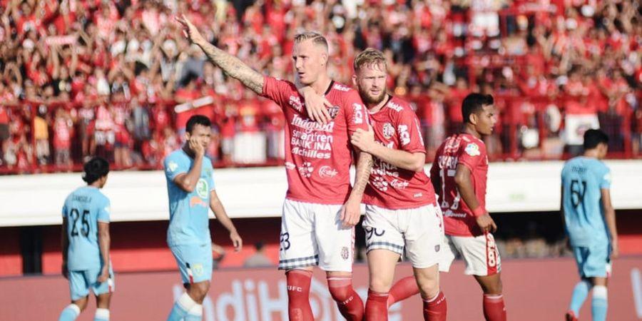 Tak Mungkin Jadi Juara, Bali United Pilih Realistis di Sisa Liga 1 2018