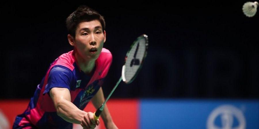 Tersingkir dari Korea Masters 2017, Son Wan-ho Perpanjang Puasa Gelar