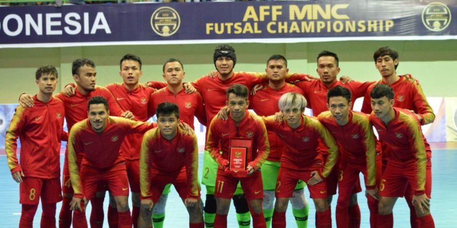 Jadwal Timnas Futsal Indonesia di Ajang Piala AFF Futsal 2019