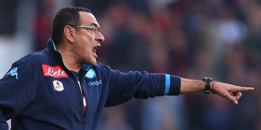 Maurizio Sarri Menuju 'Alex Ferguson'-nya Napoli