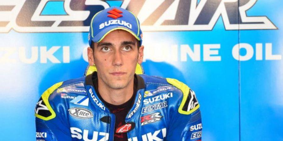 Alex Rins: Suzuki Ecstar Takkan Salah Pilih Mesin Lagi