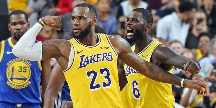 Hasil NBA - LeBron James Sesali Kekalahan Kontra Suns