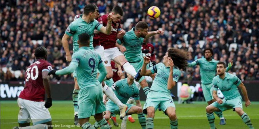 Manuel Pellegrini, Dalang Kesialan Arsenal pada Pekan ke-22 Liga Inggris