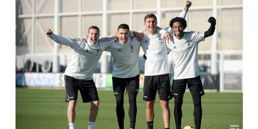 Peran Anyar nan Penting untuk Cuadrado di Juventus Era Sarri