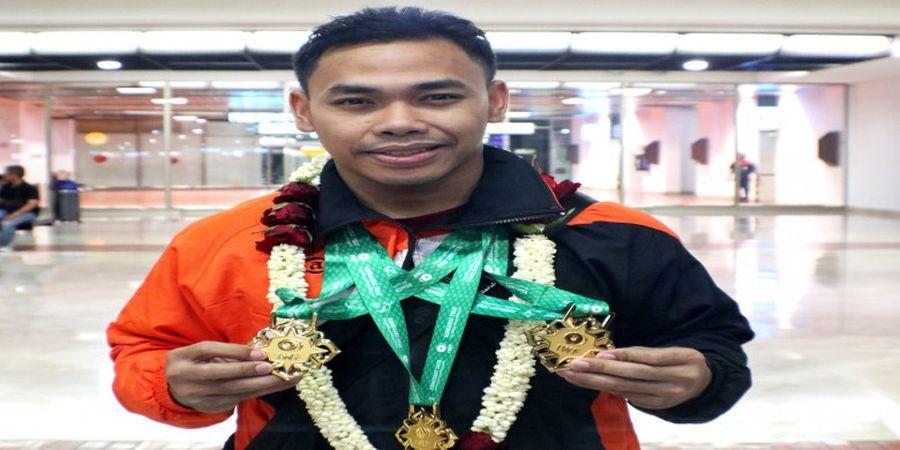 Dengan Prestasinya di Kejuaraan Dunia, Eko Yuli Ingin Para Junior Termotivasi