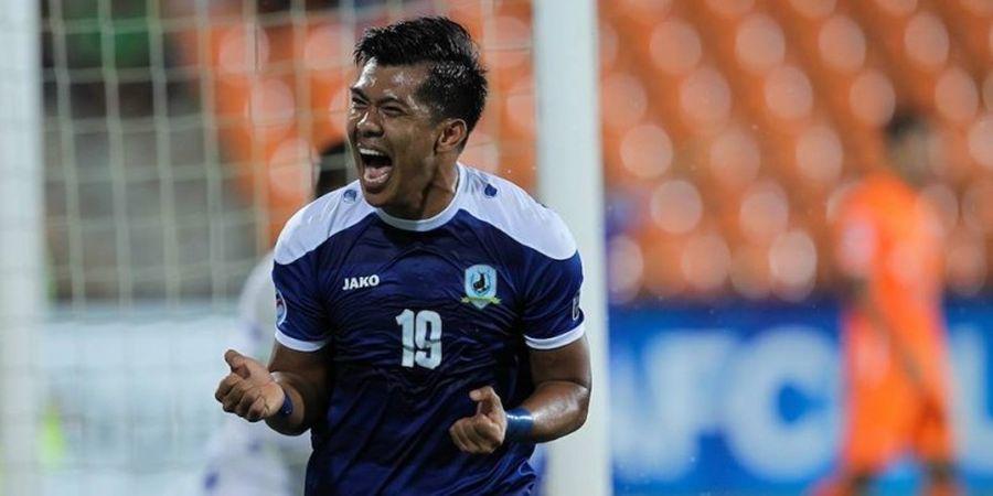 Tetap di Tampines Rovers, Khairul Amril Siap Meladeni Bali United di LCA 2018