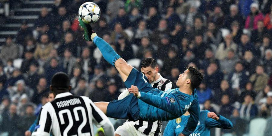 Legenda Real Madrid Usir Cristiano Ronaldo Usai Cetak Gol Salto