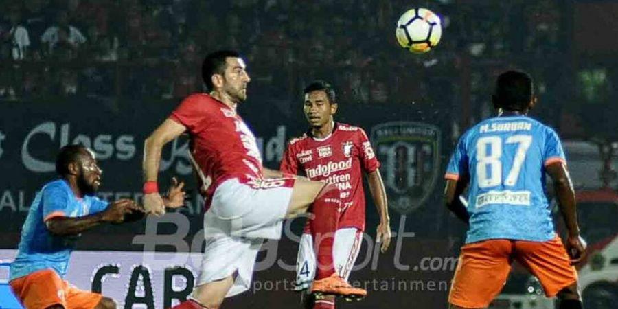 Sejarah Hari Ini - Perseru Serui Rusak Debut Indra Sjafri di Bali United dengan Dramatis