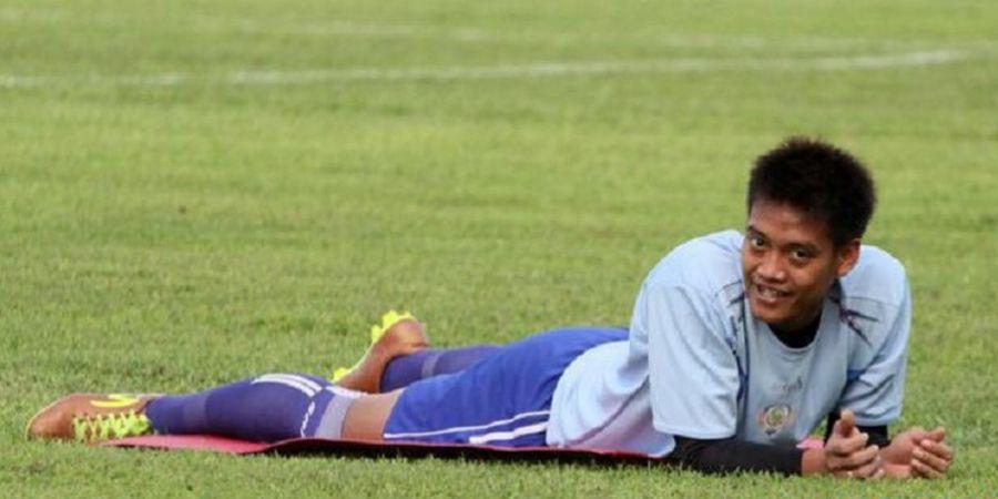 Dikabarkan Meninggal Dunia, Begini Kondisi Terbaru Kiper Arema FC Kurnia Meiga