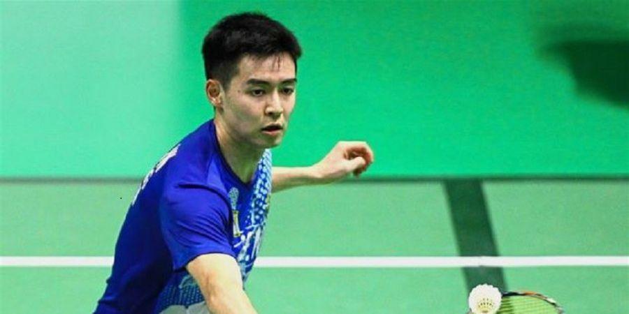 Debut di Piala Sudirman 2019, Cheam June Wei Siap Buktikan Kualitas